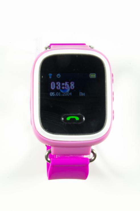 Часы наручные GPS Smart Kids Watch FW03C