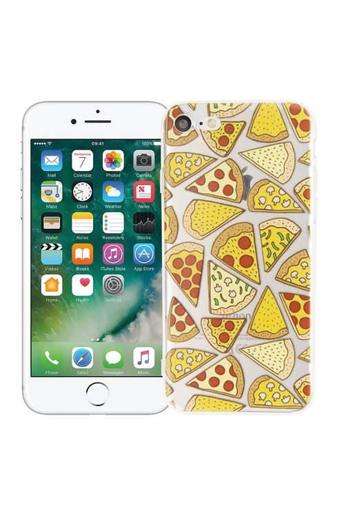 Чехол для iPhone 7/8 Pizza