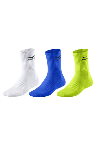 MIZUNO 32GX6A541 24 3PPK TRAINING SOCKS Носки (3 пары)