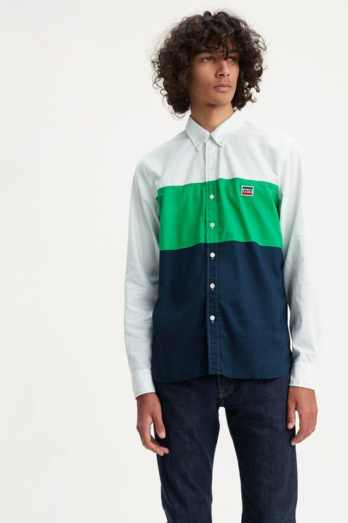 Рубашка Color Block Pacific Shirt