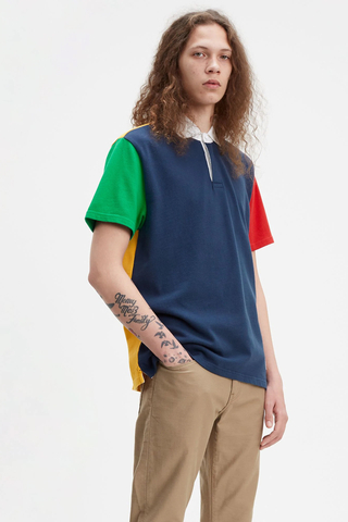 Поло Mighty Made™ Rugby Polo Shirt