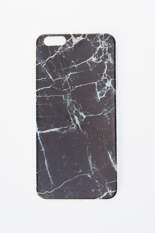 "Чехол для iPhone 6+ ""Total black"""