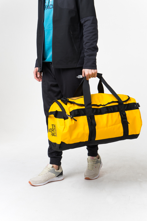 Сумка BASE CAMP DUFFEL - M SUMITGLD/TNFBL