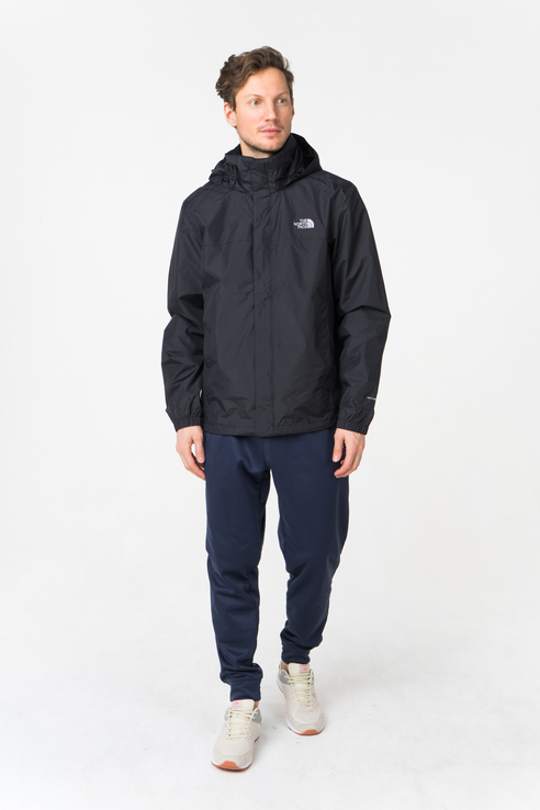 Купить The North Face Куртка M RESOLVE 2 JACKET, Бангладеш, Черный, 100% нейлон
