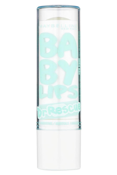 Бальзам для губ Baby Lips Dr.Rescue, Нежный ментол