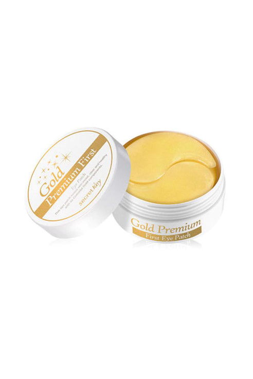 Патчи Gold Premium First Eye, 60 шт