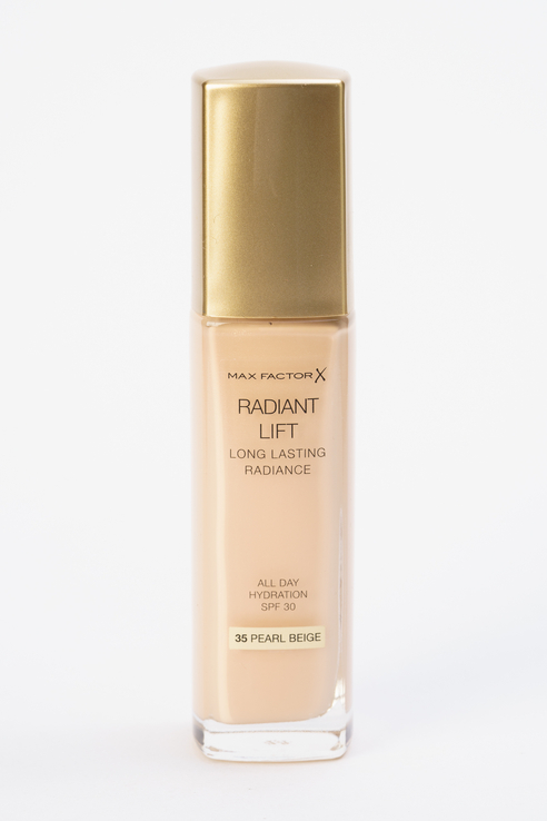 Тональная основа Radiant Lift Long Lasting Radiance Pearl beige, тон 35