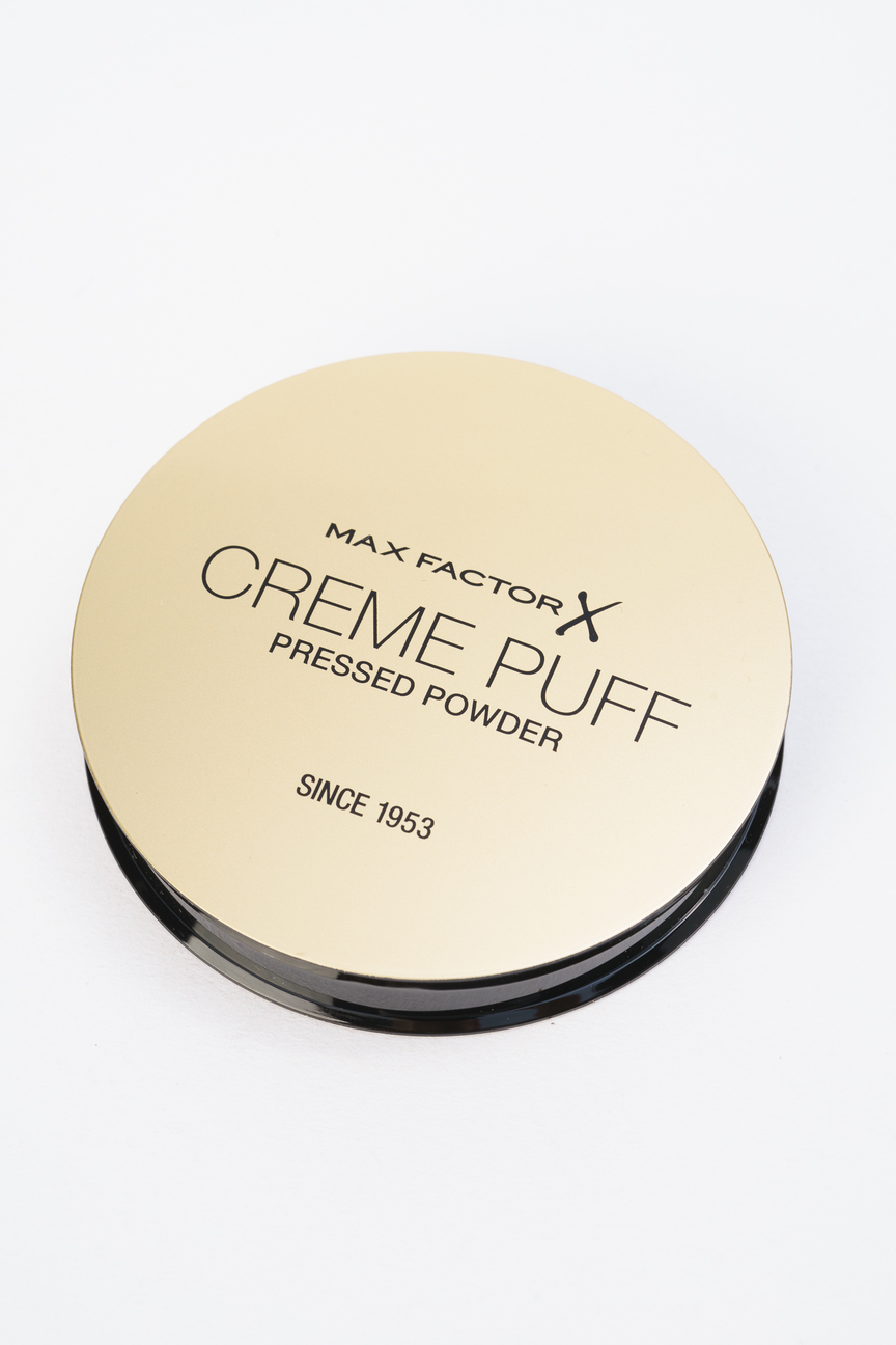 Крем-пудра Creme Puff Powder medium beige, 41 тон Max Factor Цвет: Бежевый