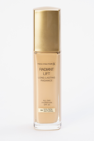 Тональная основа Radiant Lift Long Lasting Radiance Golden natural, 55 тон