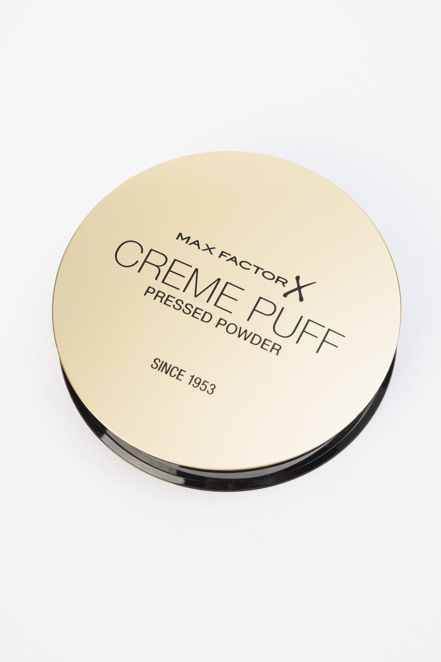 Крем-пудра Creme Puff Powder deep beige, 42 тон Max Factor Цвет: Коричневый