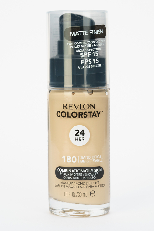 Тональный крем Colorstay Makeup For Combination-oily Skin, тон 180 Sand beige