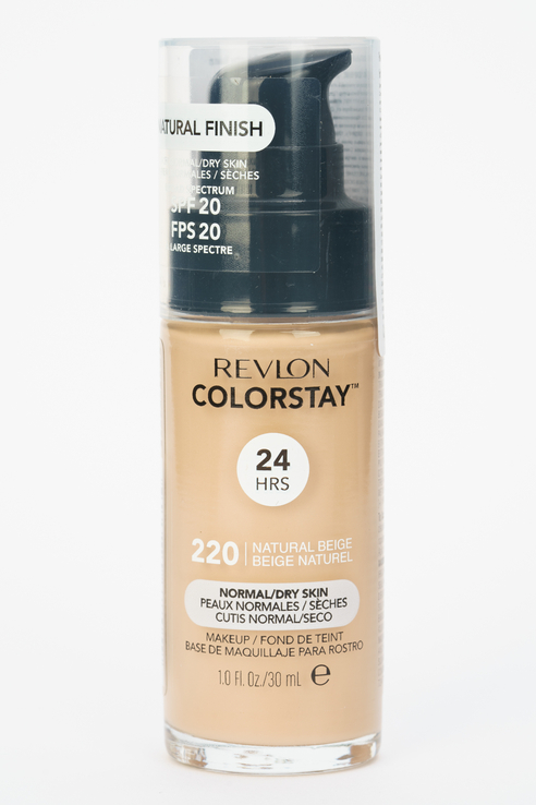Тональный крем Colorstay Makeup For Normal-dry Skin, тон 220 Natural beige