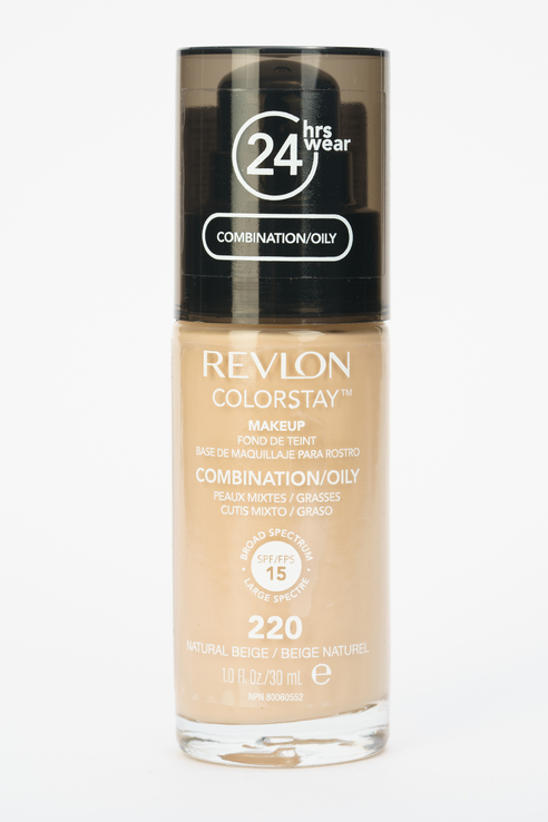 Тональный крем Colorstay Makeup For Combination-oily Skin, тон 220 Natural beige