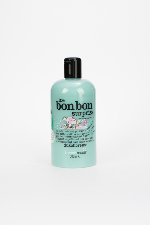Гель для душа Ice Bon Bon Bath & Shower Gel, мятный леденец, 500 мл