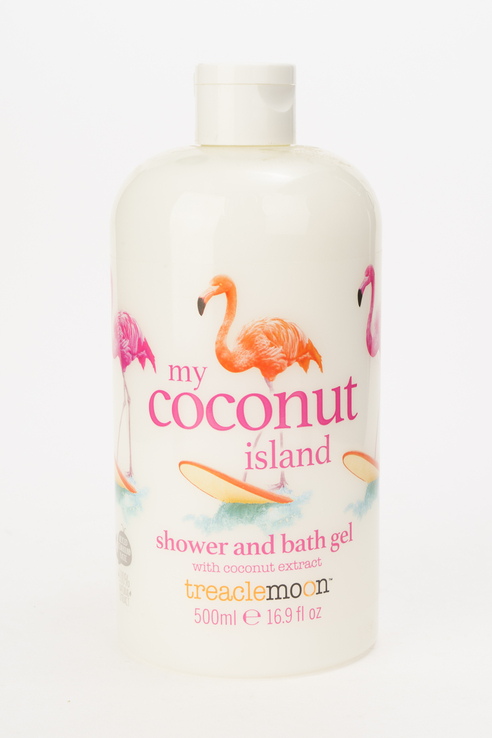 Гель для душа My Coconut Island Bath & Shower Gel
