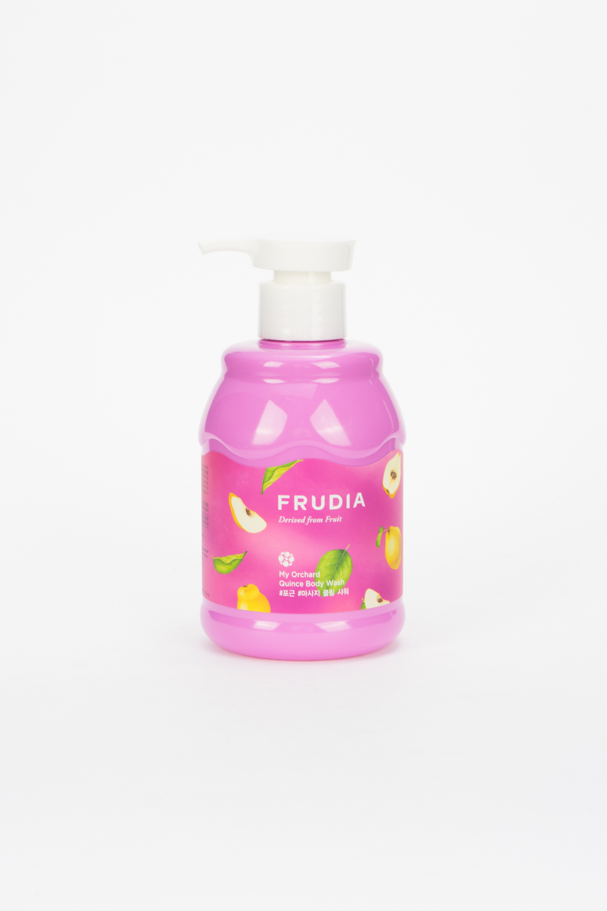 Гель для душа с айвой My Orchard Quince Body Wash Frudia Цвет: Нет цвета