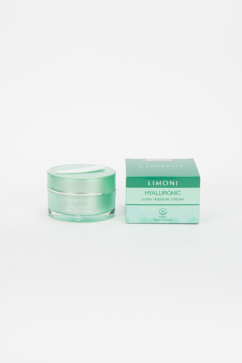 Крем для лица с гиалуроновой кислотой Hyaluronic Ultra Moisture Cream