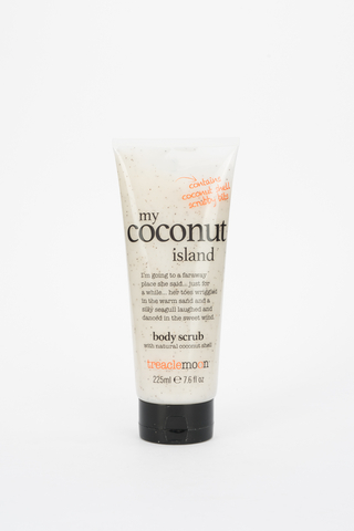 Скраб для тела My Coconut Island Body Scrub, кокосовый рай