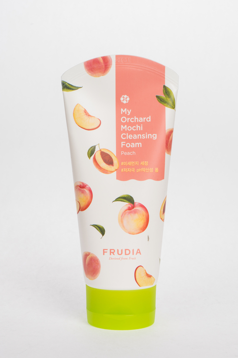 Пенка для лица Frudia My Orchard Peach Mochi Cleansing Foam, 120 мл