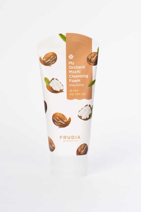 Пенка для лица Frudia My Orchard Shea Butter Mochi Cleansing Foam, 120 мл