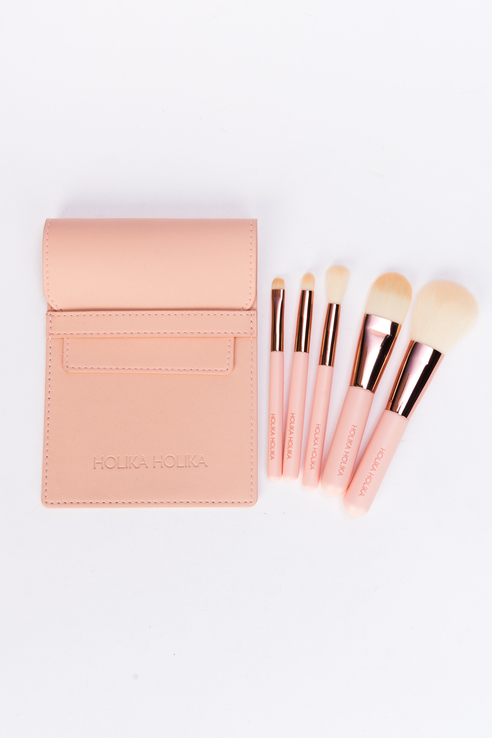 Holika Holika Nudrop Mini Brush Set