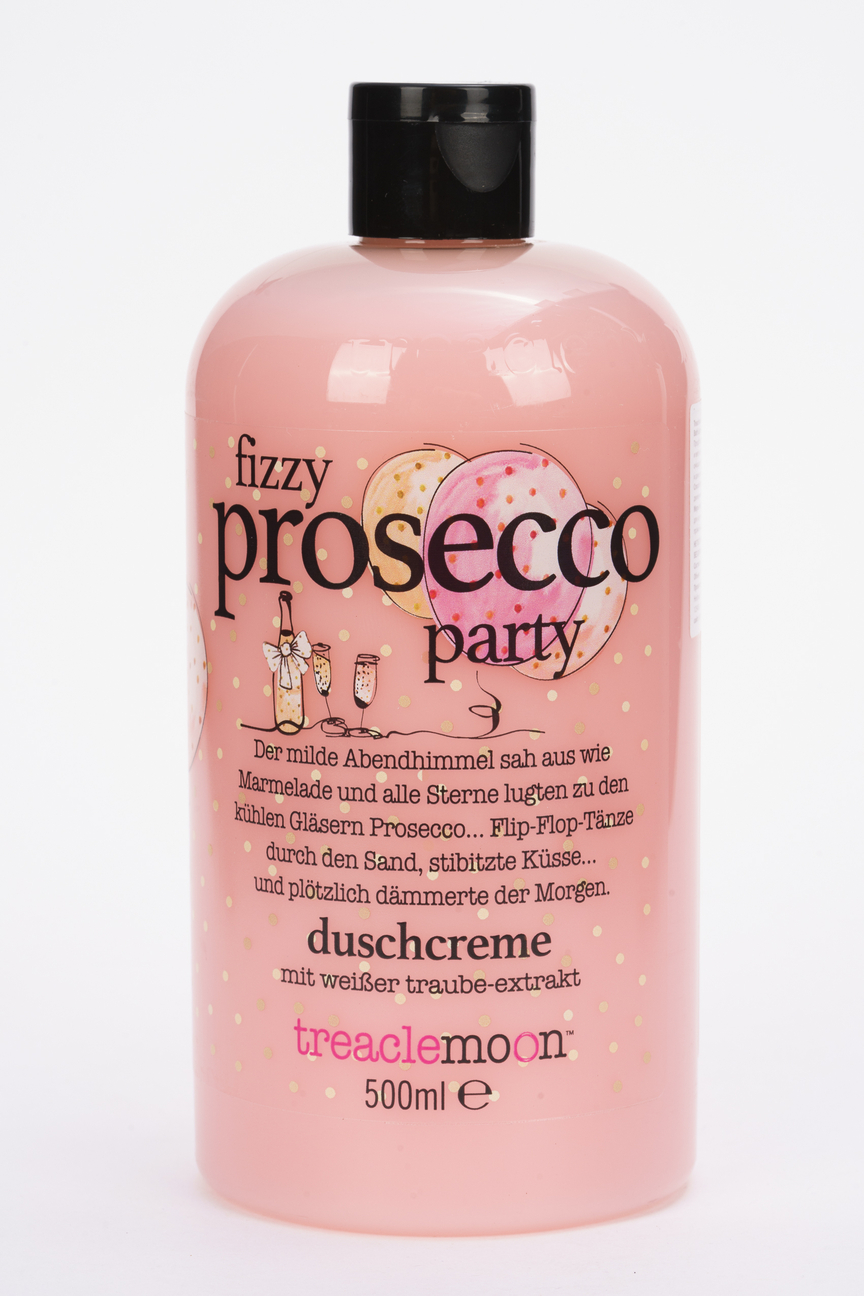 Гель для душа Fizzy Prosecco Party Bath & Shower Gel Treaclemoon Цвет: Без цвета