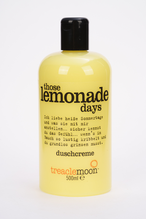 Гель для душа Those Lemonade Days Bath & Shower Gel, 500 мл