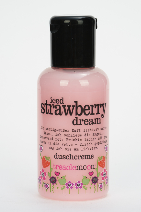 Гель для душа Iced Strawberry Dream Bath & Shower Gel, 60 мл
