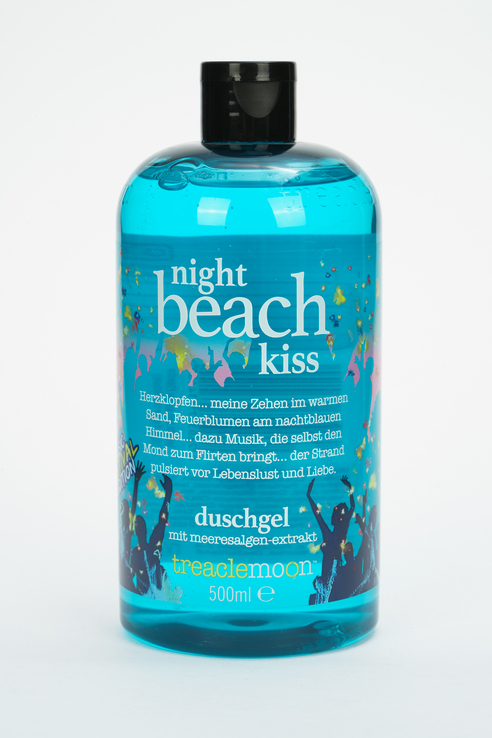 Гель для душа Night Beach Kiss Bath & Shower Gel, 500 мл