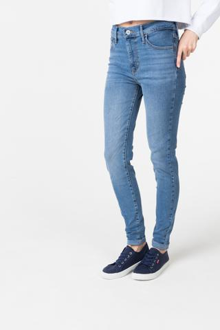 Джинсы 720 HIGH RISE SUPER SKINNY