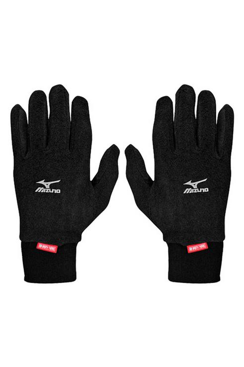 MIZUNO 73XBK262C1 09 BT MID WEIGHT FLEECE GLOVE Перчатки