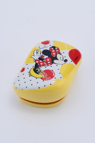 Tangle Teezer Compact Styler Minnie Mouse Sunshine Yellow расческа для волос