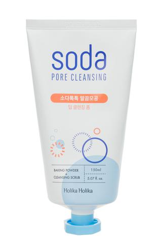 Глубоко очищающая пенка для лица Soda Tok Tok Clean Pore Deep