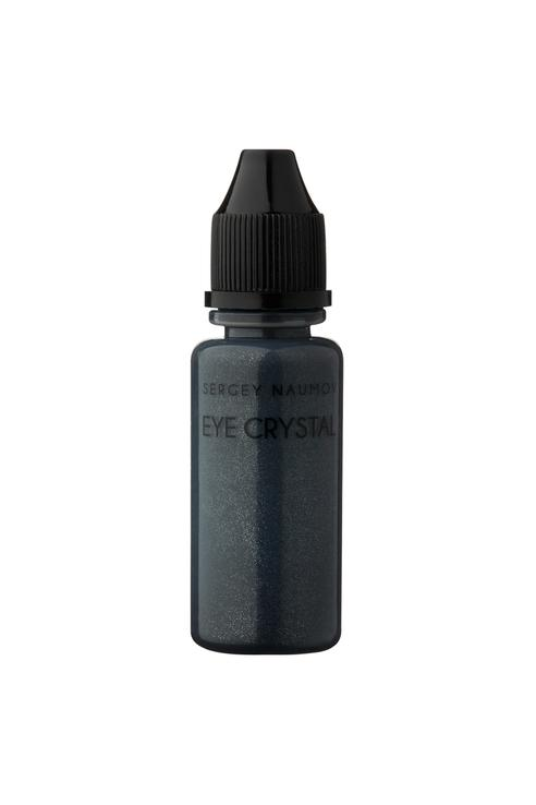 Тени для век жидкие Eye Crystal Jet Black, 10 мл