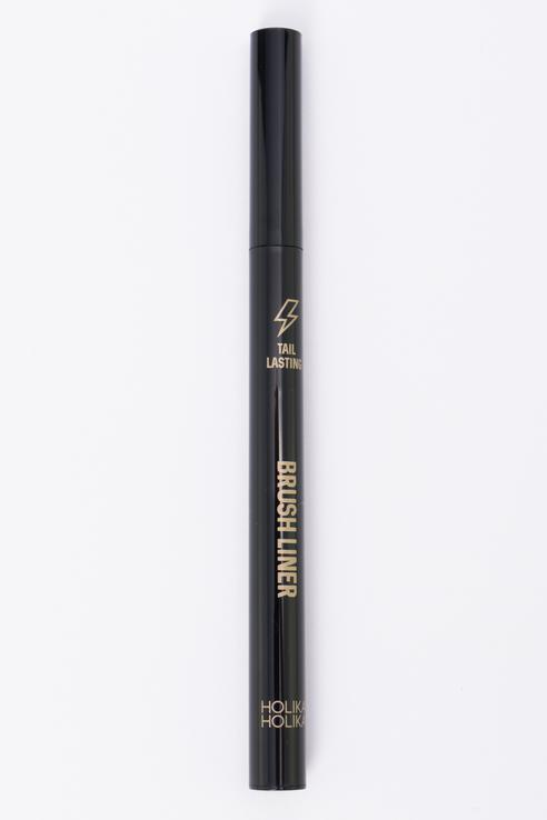 Подводка для глаз Tail Lasting Brush Liner 01 real black