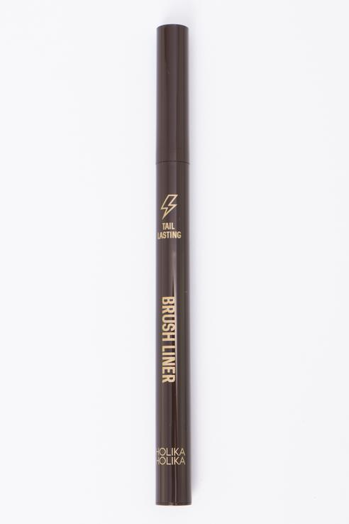 Подводка для глаз Tail Lasting Brush Liner 02 dark brown