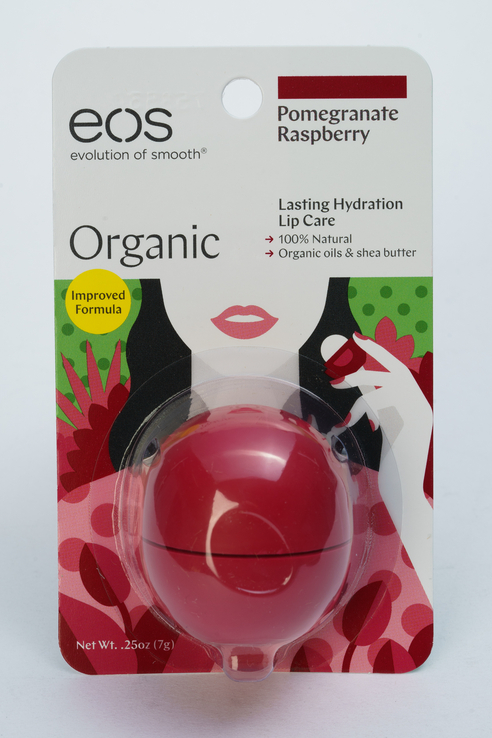 Бальзам для губ Smooth Sphere Lip Balm Pomegranate Raspberry