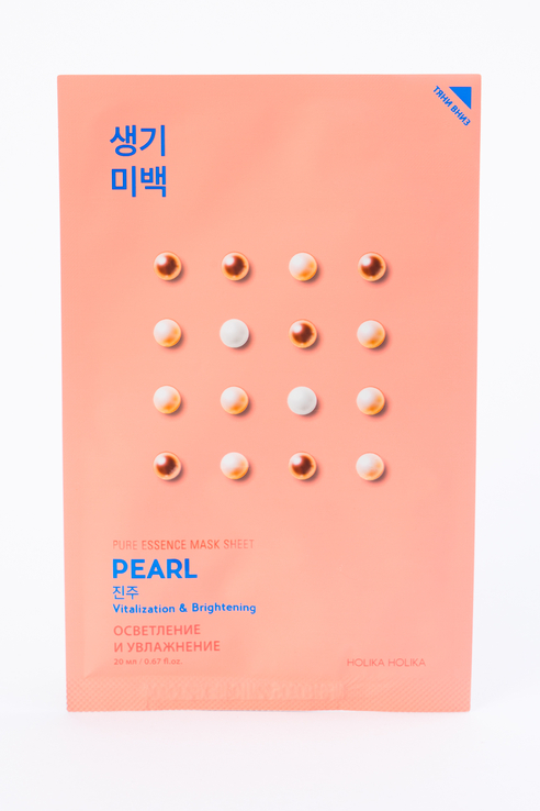 Осветляющая тканевая маска для лица Pure Essence Mask Sheet, 1 шт